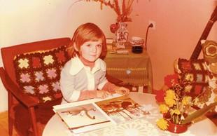 Bi po fotografiji iz šolskih dni prepoznali to znano Slovenko, ki je bila celo najboljša učenka?!