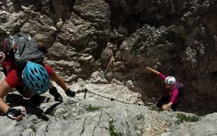 Znane so podrobnosti in vzrok nesreče na Bovškem, v kateri je umrl mlad plezalec