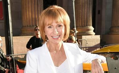 Kathy Baker tudi ni manjkala na premieri filma, v katerem ima eno vidnejših vlog.