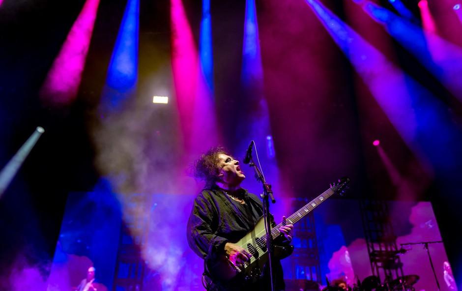 Nov album skupine The Cure bo eden najbolj temačnih doslej (foto: profimedia)