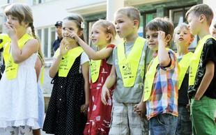 Za okoli 261.500 učencev in dijakov se danes začenja šola
