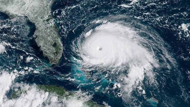 Zaradi orkana Dorian odredili evakuacijo obale Južne Karoline (foto: profimedia)
