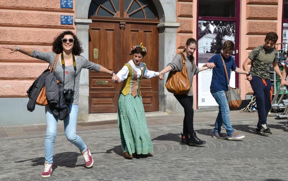 Ana Monro novo sezono začenja z Ljubljanskimi zgodbami (foto: Gledališče Ane Monro)