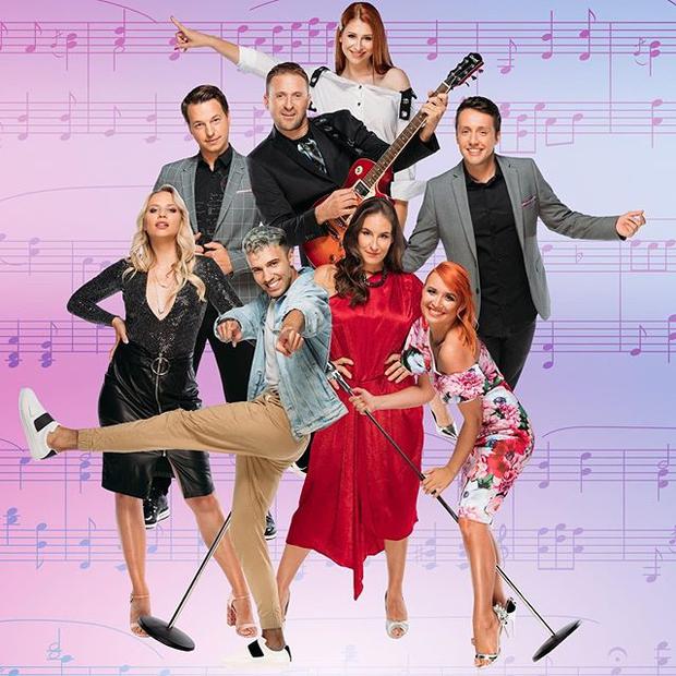 Kateri znani Slovenci bodo z imitacijami navduševali v šovu Znan obraz ima svoj glas? (foto: POP TV)