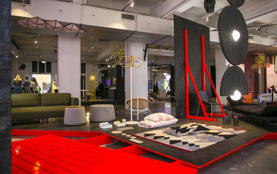 Center za kreativnost predstavlja Odprti smo! (foto: Janez Klenovšek)