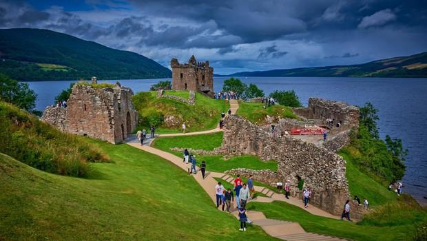 Pošast iz Loch Nessa bi lahko bila ogromna jegulja, poročajo znanstveniki! (foto: profimedia)
