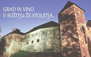 Otvoritev grajske vinoteke Strelec