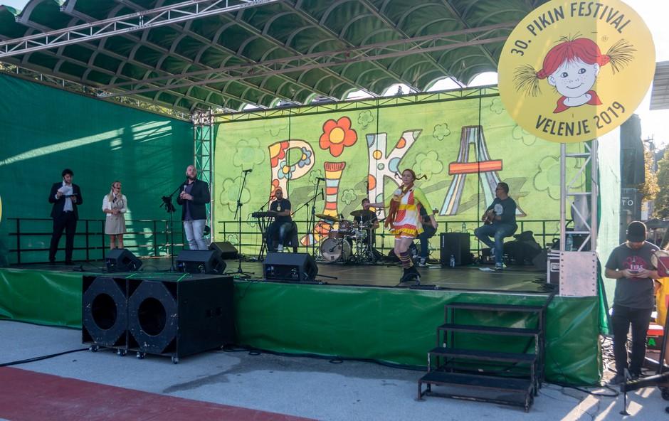 Začel se je 30. Pikin festival (foto: Rok Bačovnik)