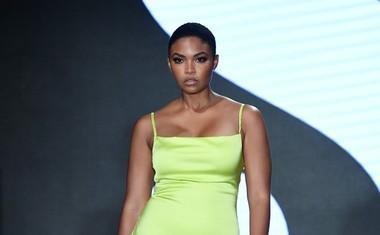 Serena Williams s svojo kolekcijo na tednu mode v New Yorku