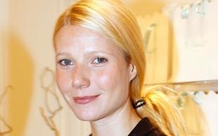 Vse za jogo: Gwyneth je odvrgla krpice!