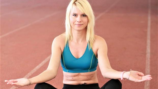 Se spomniš vrhunske športnice Jolande Čeplak? Poglej si, kako se ji je v nekaj letih življenje obrnilo na glavo