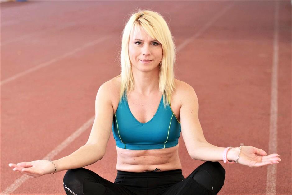 Se spomniš vrhunske športnice Jolande Čeplak? Poglej si, kako se ji je v nekaj letih življenje obrnilo na glavo (foto: Foto Goran Antley)