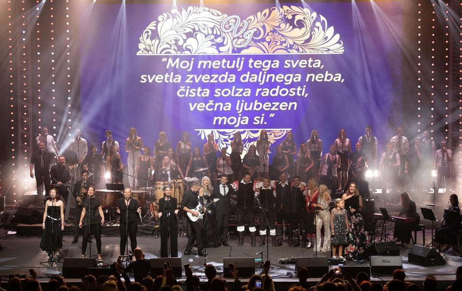 Z dobrodelnim koncertom Viljem Julijan zbrali več kot 30.000€ (foto: Viljem Julijan koncert Press)