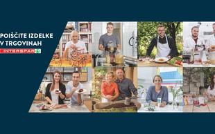 Izdelki četrte generacije podjetnikov Štartaj Slovenija že na policah Interspara