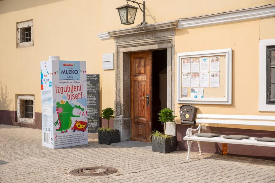 Spar doniral 20.000 EUR šolskim knjižnicam (foto: Spar Press)
