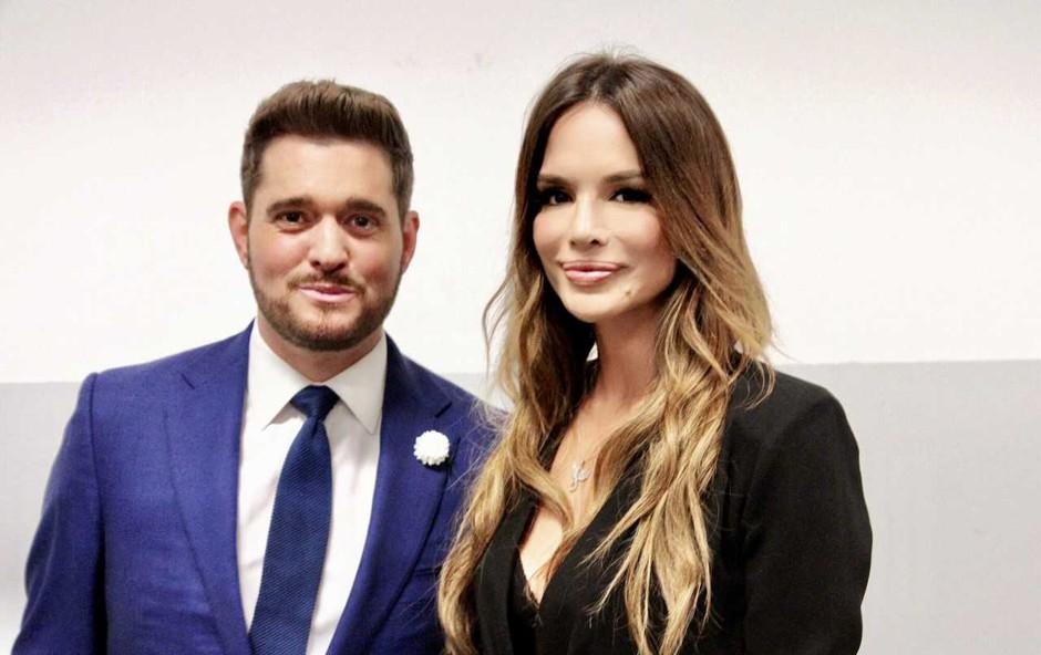 Michael Bublé in Severina sta se spoznala v Zagrebu (foto: Promocijski material)