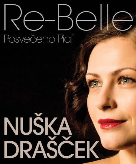 Nuška Drašček s šansoni Edith Piaf v SiTi Teatru BTC (foto: siti teater press)