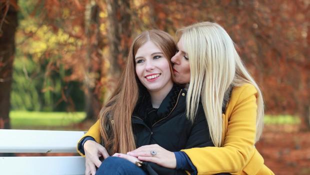 Citrarka Tanja Zajc Zupan še kako ponosna na hčerko Ano (foto: Goran Antley)