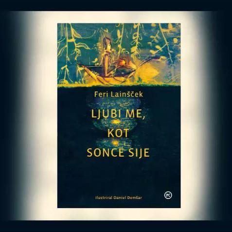 Feri Lainšček z izborom najlepših ljubezenskih pesmi za mlade (foto: emka.si)
