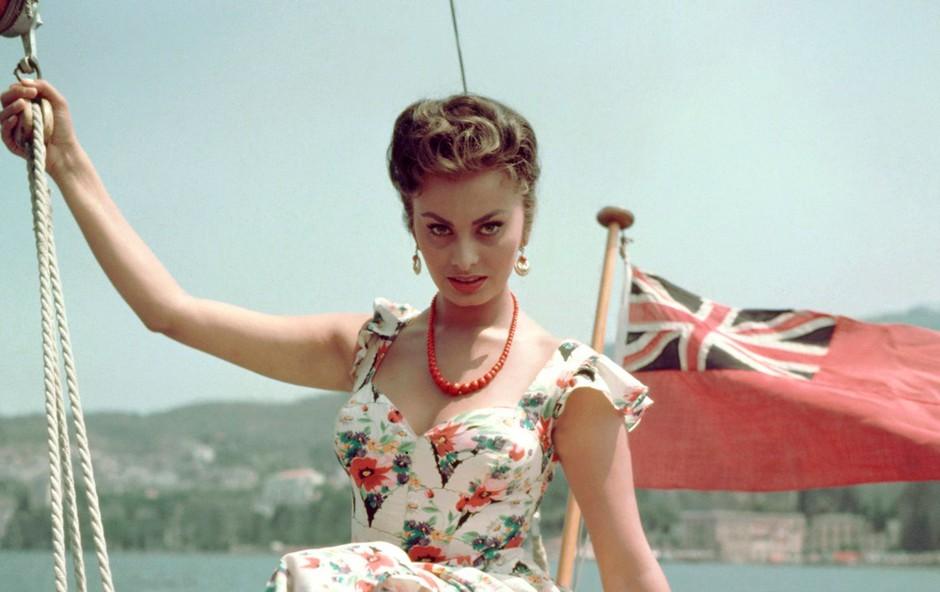Legendarna igralka Sophia Loren praznuje 85. rojstni dan (foto: Profimedia)