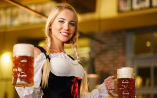 V Münchnu začetek Oktoberfesta; za liter piva tudi 15,9 evra