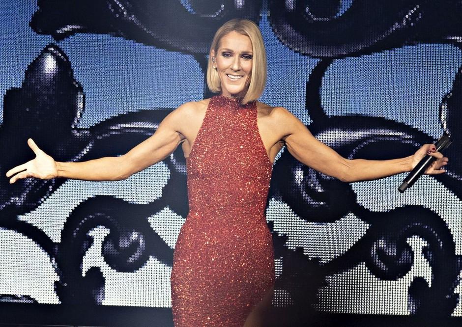 Postavna Celine Dion se je iz Las Vegasa vrnila v rodno Kanado (foto: Profimedia)