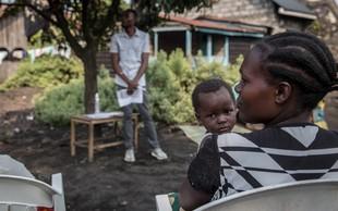 V Kongu še z drugim cepivom proti eboli