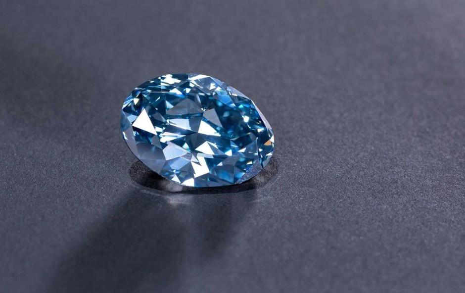 Južna Afrika: Odkrili so zelo redki modri diamant (foto: Profimedia)