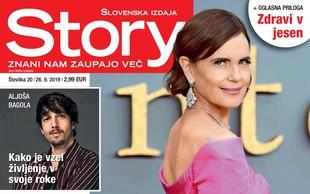 Ekskluzivno za revijo Story: Pogovor z igralko Elizabeth McGovern