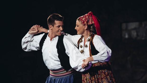 Hrvaški nacionalni folklorni ansambel LADO (foto: Folklorni ansambel Lado Press)