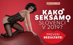 Govori se, da smo Slovenci spolno zadržani. Pa smo res?