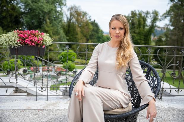 Ana Soklič po Popevki 2019: Težko je preživeti, ne da bi koga ranil, prizadel (foto: Adrian Pregelj)