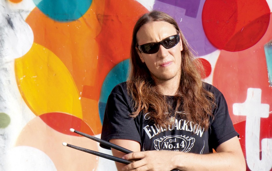 Slovenski glasbenik bil proglašen celo za častilca hudiča (foto: Arhiv revije Story)