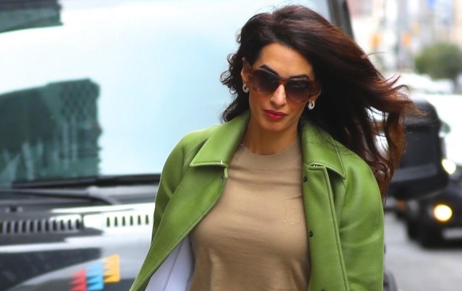 Škandal v družini Clooney: Sestra lepe Amal mora v zapor! (foto: Profimedia)
