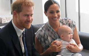 Mali Archie je podoben svojemu očetu Harryju, pravijo uporabniki družbenih medijev