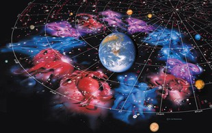 Astrologinja Gaia Asta: Za nami je Ščip mogočnega ravnovesja