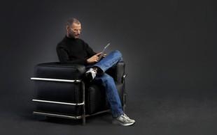 Adam Alter (Sužnji zalona) o tem, zakaj Steve Jobs svojim otrokom ni dovolil uporabe iPada!