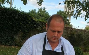 Bobo Cerea je pripravil Paccheri alla Vittorio.