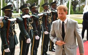 Princ Harry je po opustitvi kraljevih dolžnosti prvič nagovoril javnost