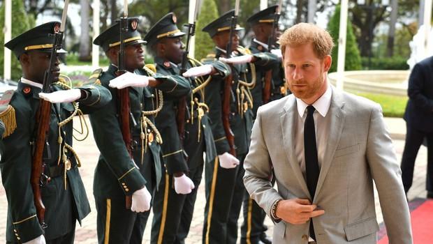 Princ Harry je po opustitvi kraljevih dolžnosti prvič nagovoril javnost (foto: Profimedia)
