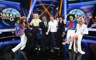 Poglejte, kaj se je dogaja v zakulisju šova Znan obraz ima svoj glas! Miha Krušič: Zdaj nimate več izgovorov