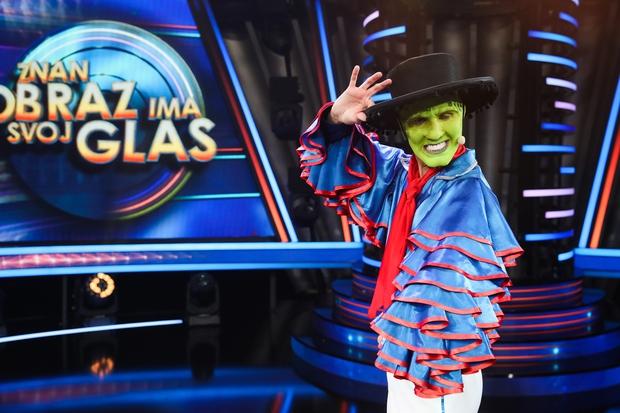 David Amaro je postal zmagovalec 2. oddaje. (foto: Miro Majcen / POP TV)