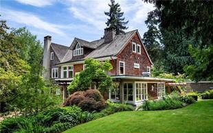 Na prodaj je hiša, v kateri se je ubil Kurt Cobain