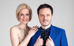 Po dolgi pavzi se na televizijo vračata Darja Gajšek in Blaž Švab