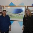 Giannijeva Patricija Simonič na umetniškem potovanju v Italiji pokazala vrhunske kreacije