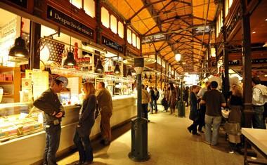 Za vse ljubitelje kulinarike bo tržnica San Miguel kot nalašč.