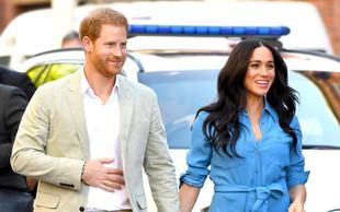 Meghan se je vrnila v Kanado, princ Harry pa je ostal v Londonu