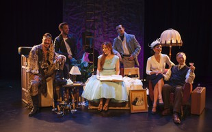 V Špas teater prihaja komično-romantični muzikal, pripravite se na zvezdniške ljubezenske prevare
