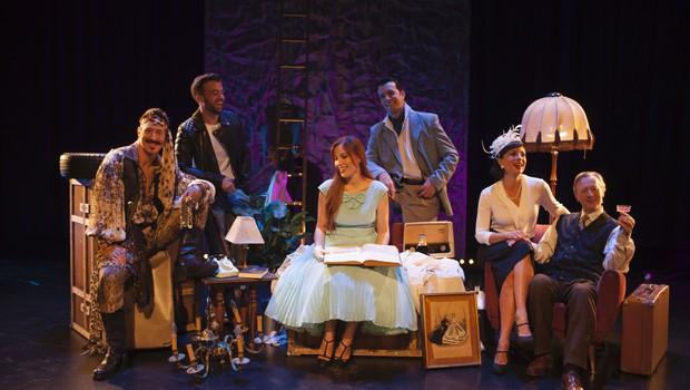 V Špas teater prihaja komično-romantični muzikal, pripravite se na zvezdniške ljubezenske prevare (foto: Dejan Nikolić)