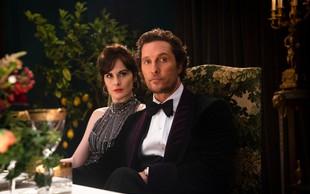 Matthew McConaughey v novi vlogi še nikoli tako zapeljiv